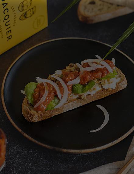 Photo de la recette de bruschetta