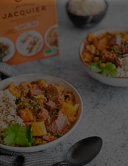 Photo de la recette de curry