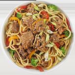 Photo de la recette de nouilles chinoises