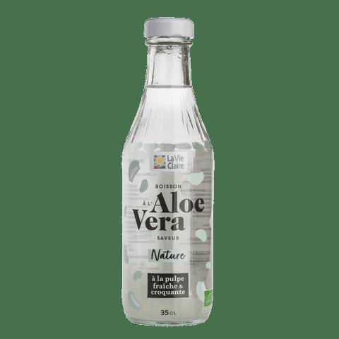 boisson aloe vera nature