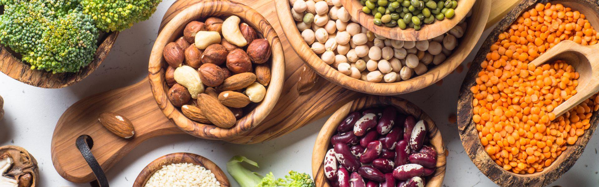 Les aliments naturellement sources de protéines 1