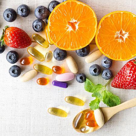 Vitamine D et oméga 3, en hiver on fait le point 2