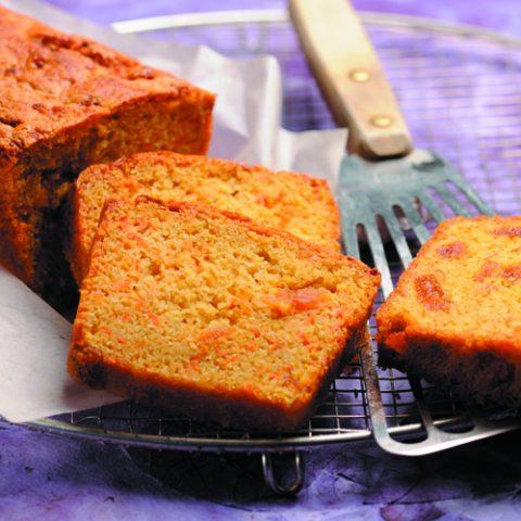 Carrot cake moelleux aux épices