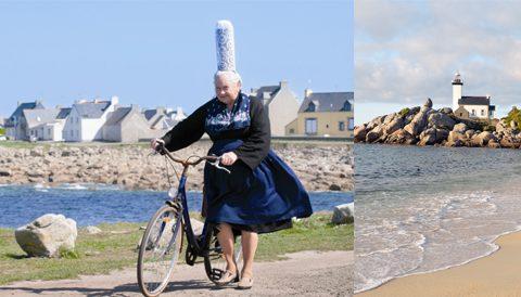 Rencontre avec une crêpe bretonne