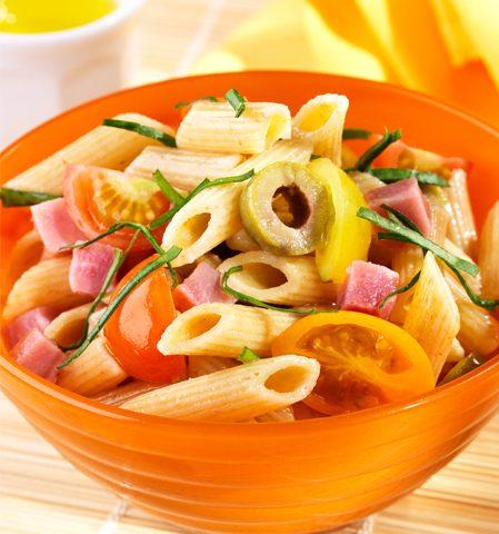 Salade de penne demi-complètes
