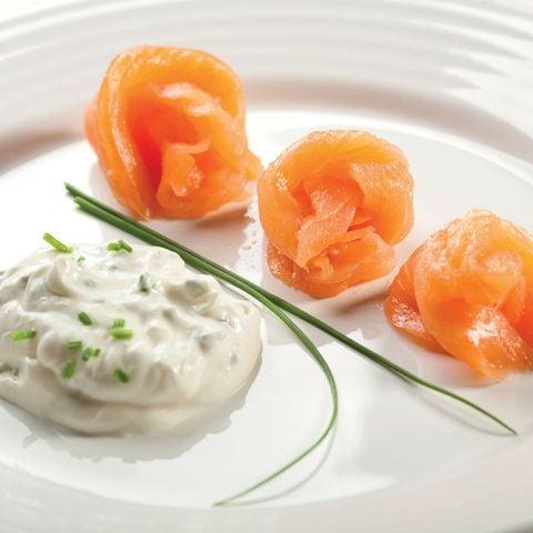 Sauce yaourt ciboulette express