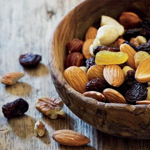 Tous les secrets des fruits secs