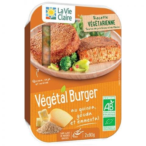 Steaks saucisses et burger végétaux bio 5