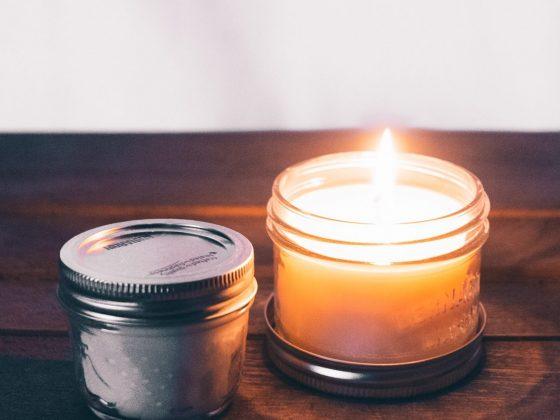 Atelier de fabrication de bougies 100% naturelles