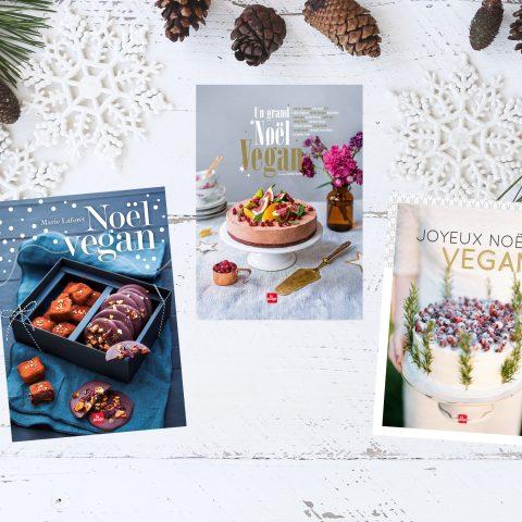 Cette année, le repas de noël sera gourmand et vegan !