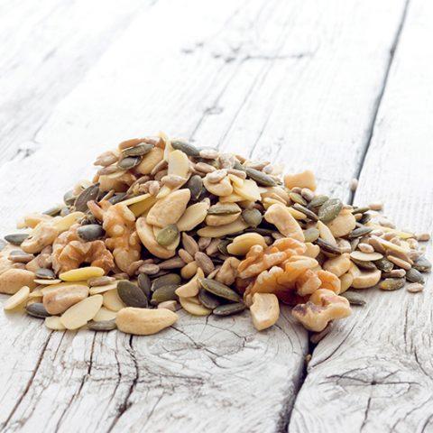 Chia, sésame, lin tournesol, courge : 5 petites graines très nutritives !