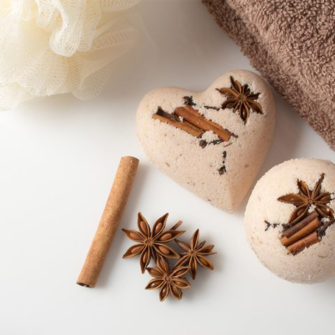 Do it yourself : des bombes pour un bain relaxant