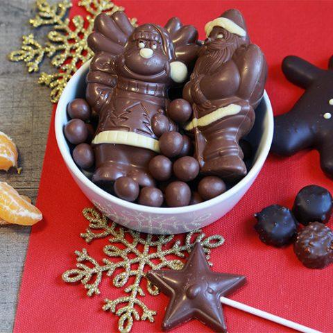 Le plein de chocolat pour vos tables de fête