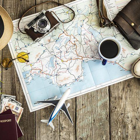 Mes indispensables bio à emporter en voyage
