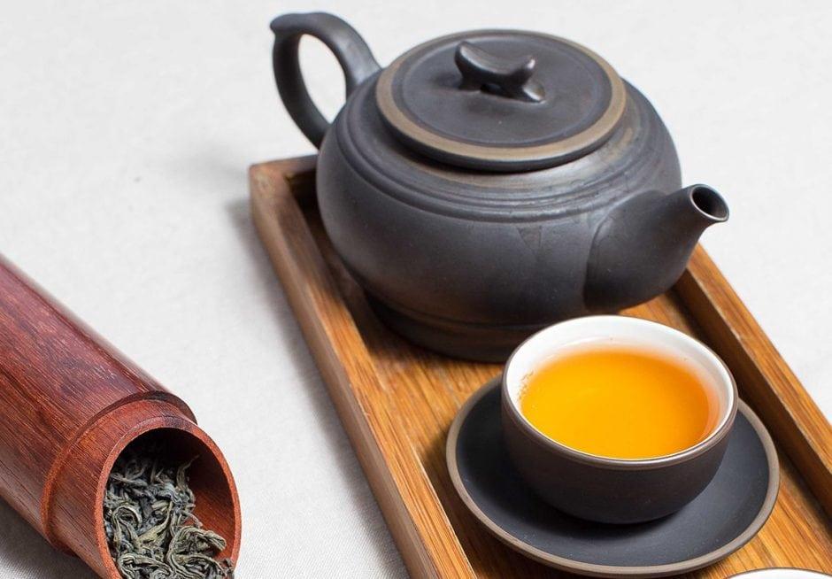 Secrets des thés infusions et tisanes bio 3