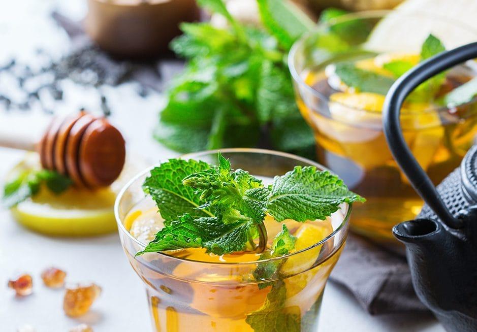 Secrets des thés infusions et tisanes bio 4
