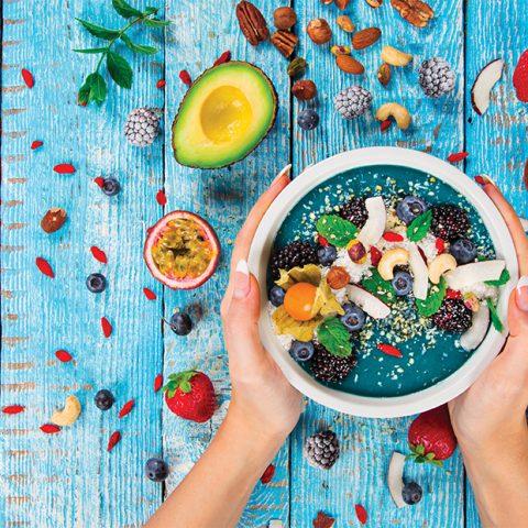 Smoothie bowl, l'ami de notre petit-déjeuner