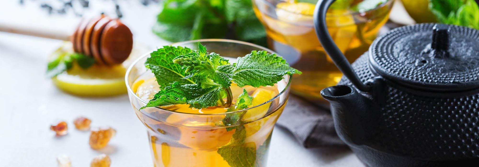 Découvrez notre sélection de thés et infusions bio La Vie Claire