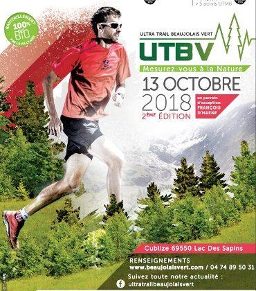Ultra Trail Beaujolais Vert
