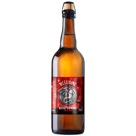 Bière de Noël artisanale bio 1