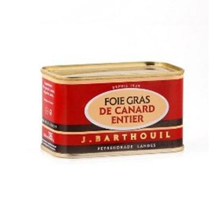 Bloc de foie gras de canard avec morceaux