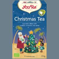 Christmas tea bio