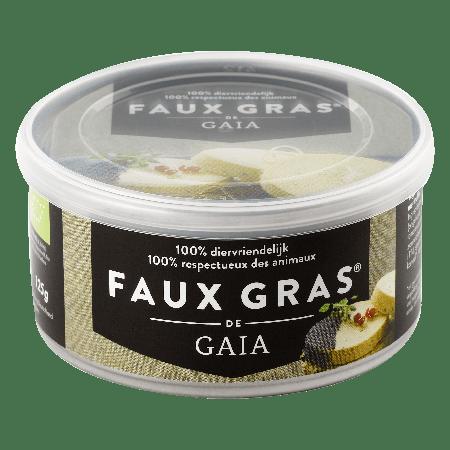 Faux gras de Gaïa vegan bio 1