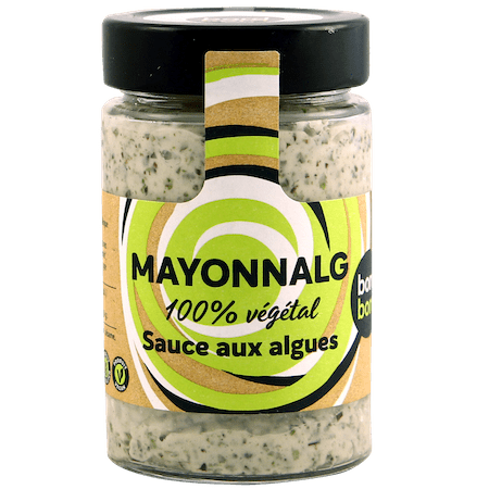 Mayonnalg - sauce aux algues bio