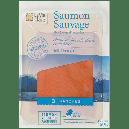 Saumon sauvage Sockeye 1