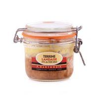 Terrine de porc au foie gras de canard