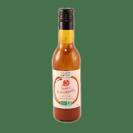 Vinaigrette aux tomates séchées bio