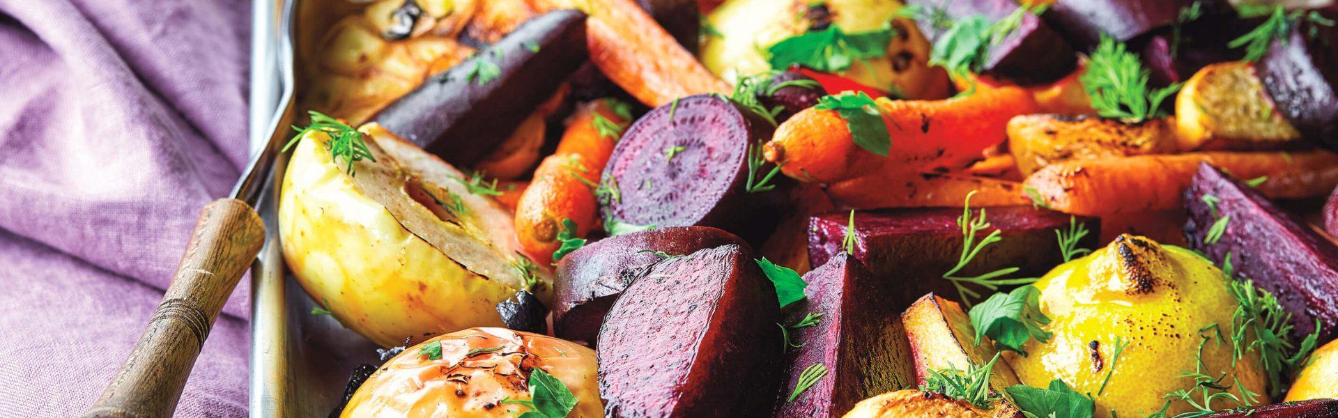 Zoom sur les légumes oubliés