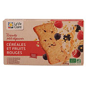 biscuits petit dej fruits rouges bio
