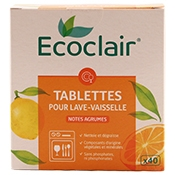 tablette lave vaisselle La Vie Claire