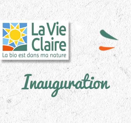 Belleville-sur-Saône : Inauguration
