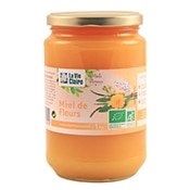 miel des fleurs bio la vie claire