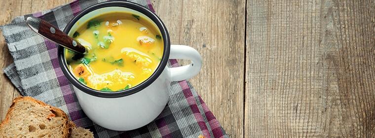 soupes bio
