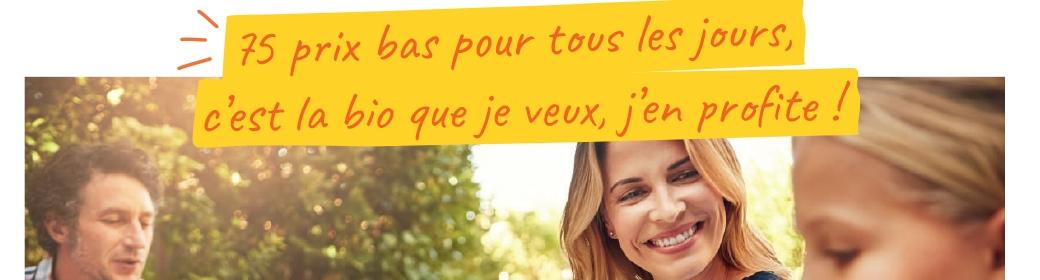 Les Petits Prix Bio La Vie Claire 1