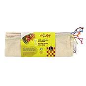 5 sacs réutilisables 100% biologiques Ah table
