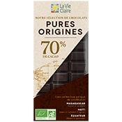 Tablettes de chocolat 1