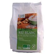 farine de riz bio la vie claire
