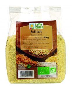 Millet bio La Vie Claire