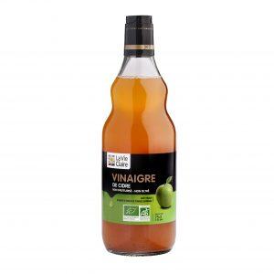 Vinaigre de cidre pomme bio La Vie Claire