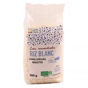 Riz spécial risotto bio La Vie Claire