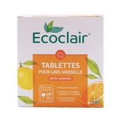 Tablettes lave-vaisselle 40 tablettes