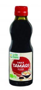 Sauce Tamari bio La Vie Claire