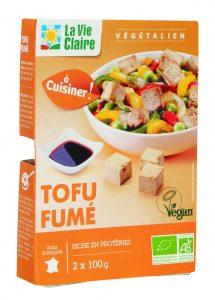 Tofu fume bio