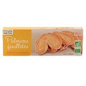 Biscuits palmiers bio La Vie Claire