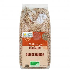 Duo de quinoa bio