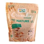 Crunchy intense nature bio
